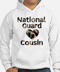 NG Cousin Heart Camo Hoodie