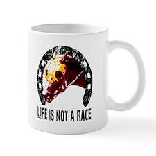 Racehorse-Life isn't a Race Mug