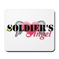 Soldiers Angel Mousepad