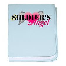 Soldiers Angel Infant Blanket