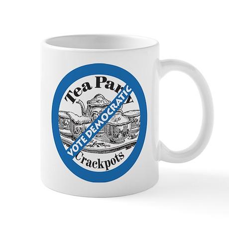 Vote Democratic Mug
