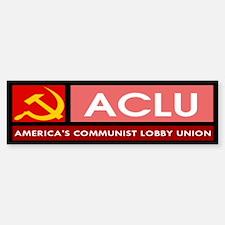 America's Communist Lobby Uni Bumper Bumper Bumper Sticker