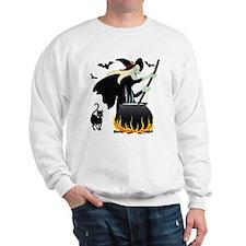 Halloween Cooking Sweatshirt