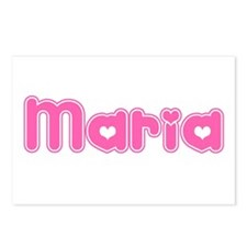 """Maria"" Postcards (Package of 8)"