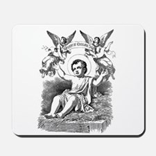 In Excelsis Dio Mousepad