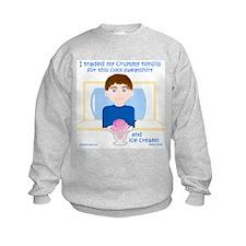 I Traded My Tonsils for... Sweatshirt