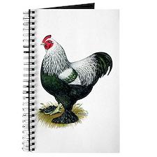 Brahma Dark Rooster Journal