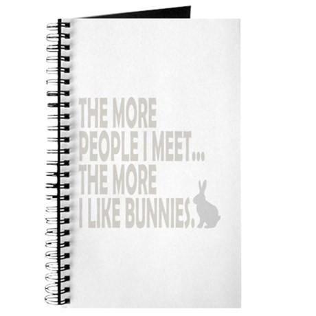 THE MORE PEOPLE I MEET... THE Journal