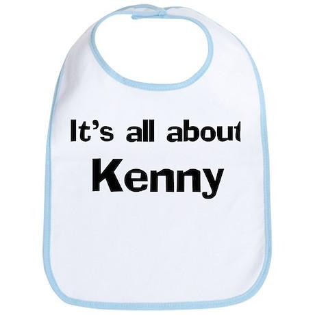 It's all about Kenny Bib