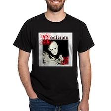 Nosferatu Black T-Shirt