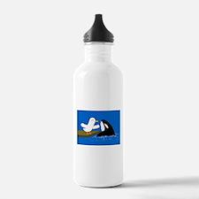 I love Shamu! Water Bottle