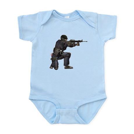 SWAT Infant Creeper
