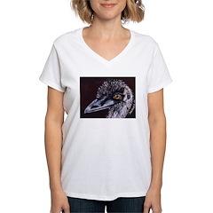Emu Women's V-Neck T-Shirt