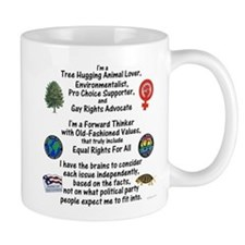Independent Thinker Mug