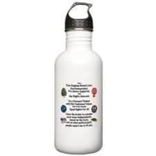 Independent Thinker Sports Water Bottle