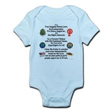 Independent Thinker Infant Bodysuit