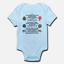 Independent Thinker Onesie