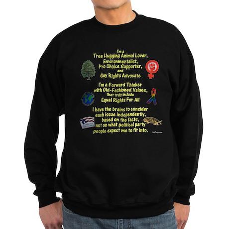 Independent Thinker Sweatshirt (dark)