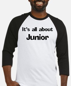 It's all about Junior Baseball Jersey