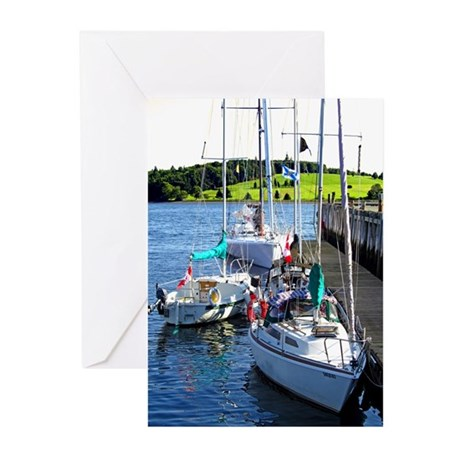 A Quiet Berth Greeting Cards (Pk of 20)