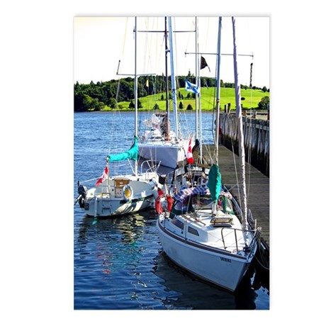 A Quiet Berth Postcards (Package of 8)