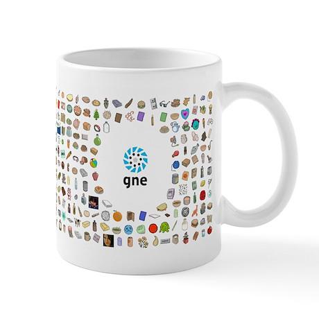GNE All-Items Mug