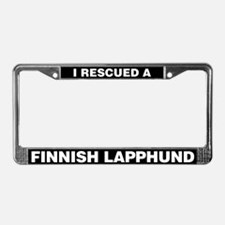 I Rescued a Finnish Lapphund