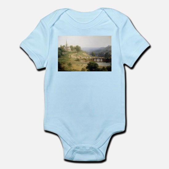 Asher Brown Durand Sunday Morning Body Suit