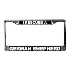 I Rescued a German Shepherd