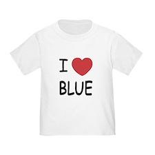 I heart Blue T