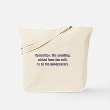 Committee Tote Bag