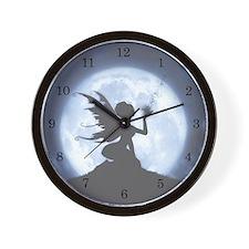 Catch a Falling Star Wall Clock