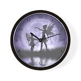 Gothic wall clock Wall Clocks
