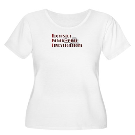 Nightside Paranormal Investigations Women's Plus S