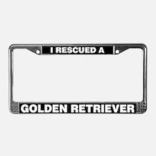 I Rescued a Golden Retriever