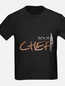 Orange Sous Chef T