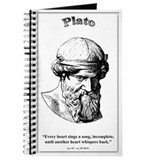 Aristotle notebook Journals & Spiral Notebooks