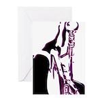 Jazz Trumpet Card (Pk of 20)