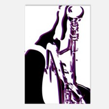 Jazz Trumpet Postcard (Pk of 8)