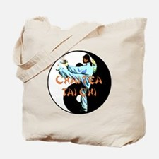 Chai Tea Tai Chi 2 Tote Bag