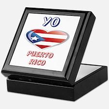 PUERTORICO Keepsake Box
