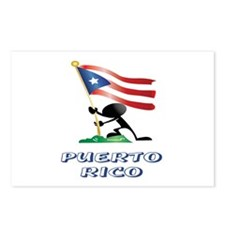PUERTORICO Postcards (Package of 8)