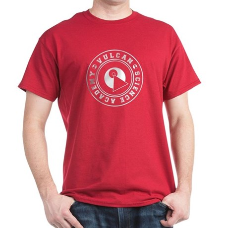 Vulcan Science Academy Dark T-Shirt