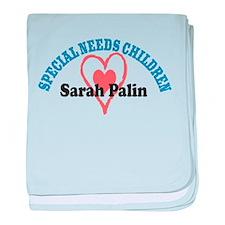 Special Needs Child Palin Infant Blanket