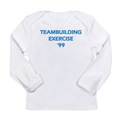 Business Time Long Sleeve Infant T-Shirt