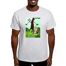 Cute Happy rabbit T-Shirt
