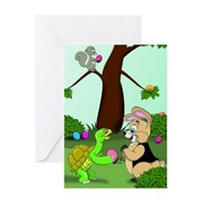 Unique Easter Greeting Card