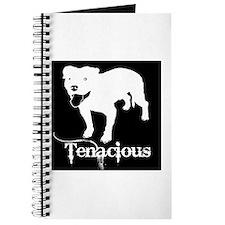 Tenacious Toys pitbull Journal