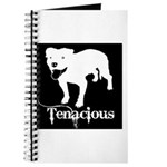 Tenacious Toys pitbull Journal