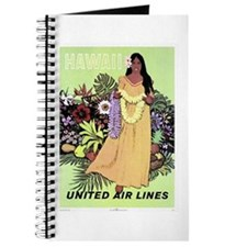United Airlines 'Hawaii' Journal